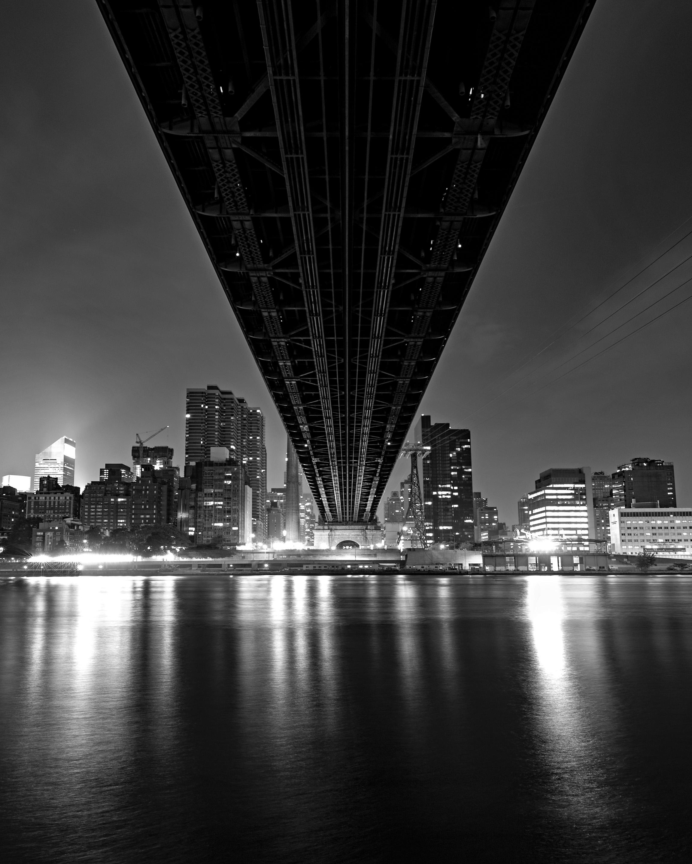 NYC Under The Bridge 001