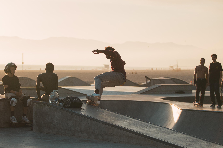 LA Skateboarders 024