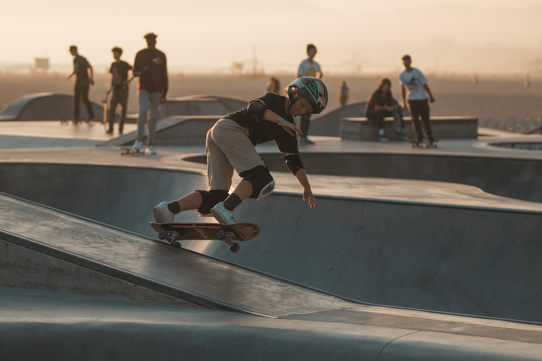 LA Skateboarders 057
