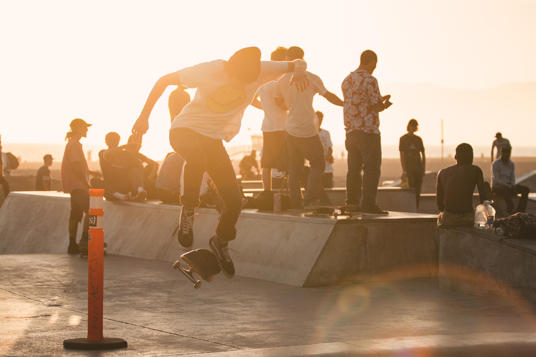 LA Skateboarders 059