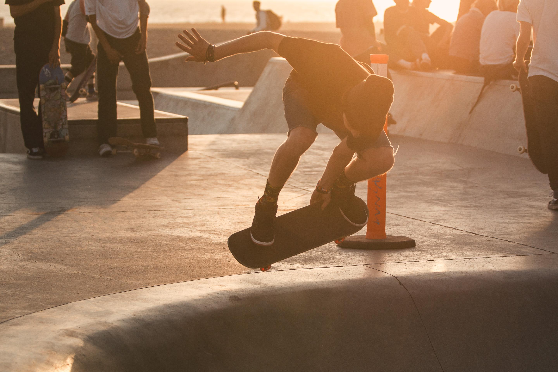 LA Skateboarders 063