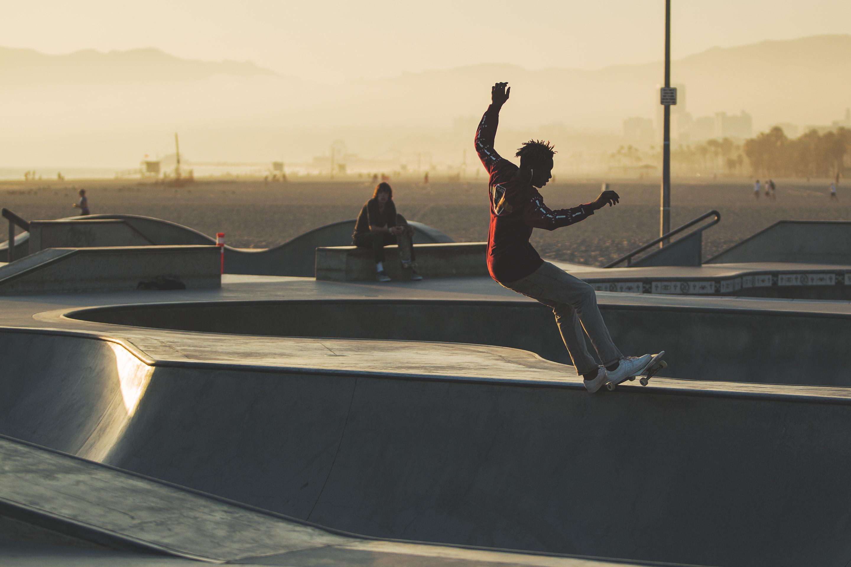 LA Skateboarders 066