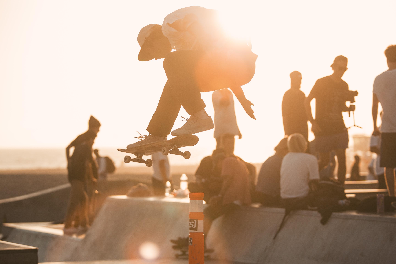 LA Skateboarders 080